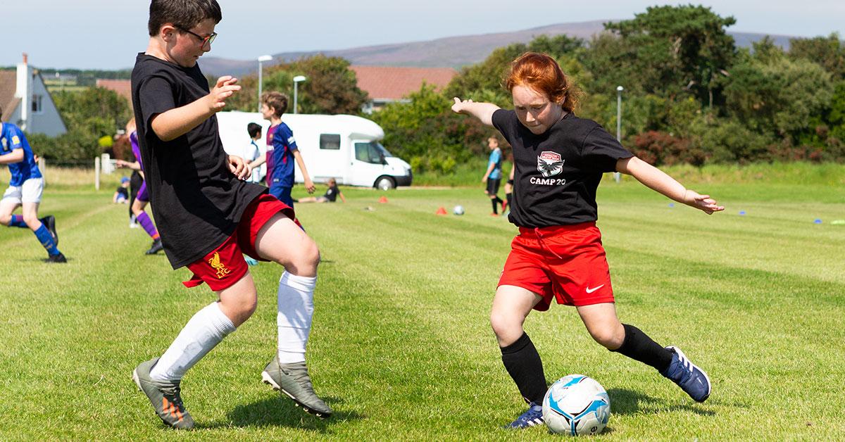 FC Isle of Man football camp